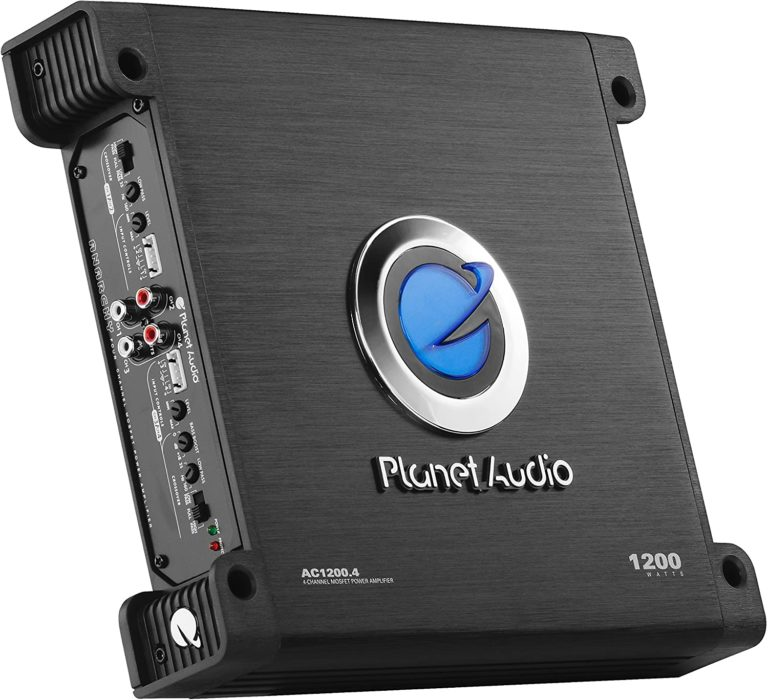 Planet Audio AC1200.4 best 4 channel amp for highs