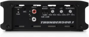 Best 4 Channel Amp For Mids And Highs