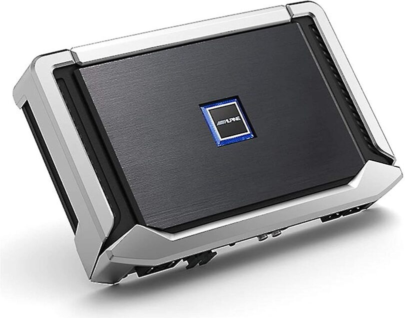 Alpine X-A70F X-Series 4/3/2 channel amp for mids and highs
