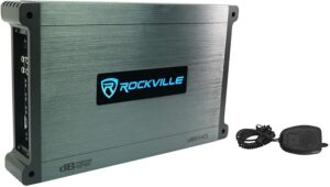 Best 4 channel amplifier car audio 2000 watt