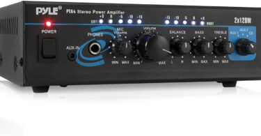 best 4 channel amp for home