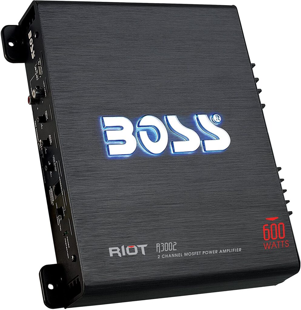 BOSS Audio Systems R3002