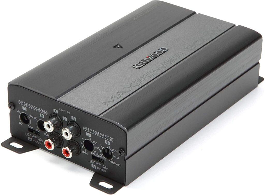 Kenwood KAC-M300 4 Channel Amp For Door Speakers