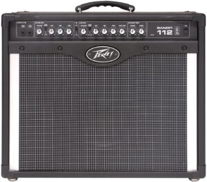 Peavey Bandit 112 Solid state Amp For Metal