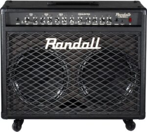 Randall RG Series Solid state Amp For Metal
