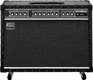 Roland JC-120 Jazz Solid State Amp For Blues