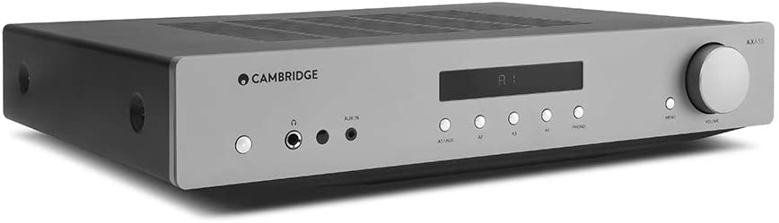 Cambridge 2 Channel Integrated Stereo Amplifier