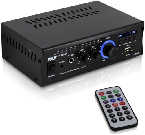 Pyle Home audio power amplifier system